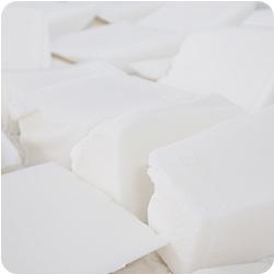 Base de jabón de glicerina extra cremosa
