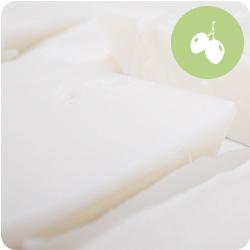 Base de jabón de glicerina con aceite de oliva