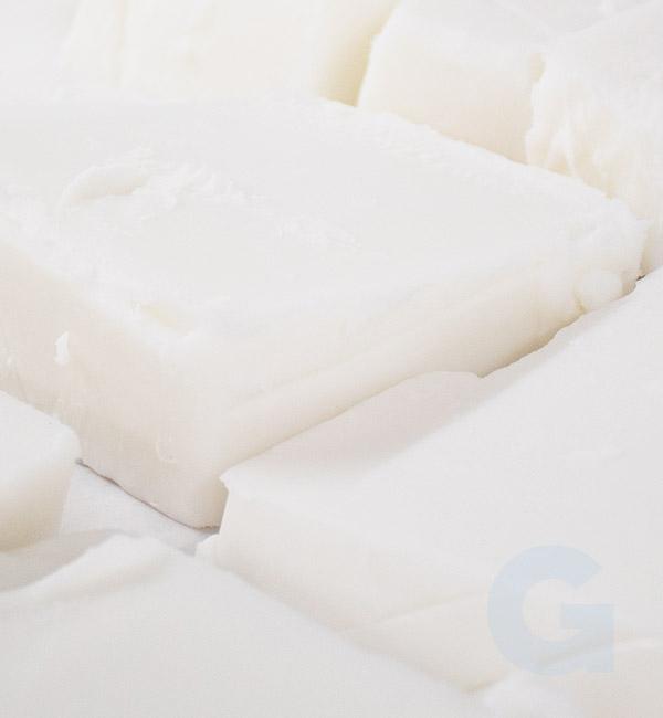 Base de glicerina blanca